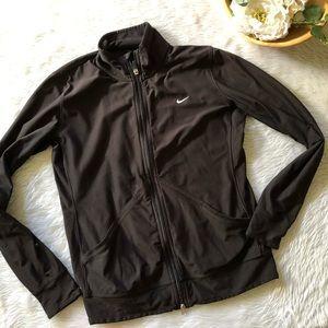 Nike Black Workout Jacket